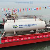LNG船用储罐